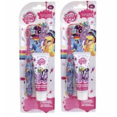 How To Get Naturaverde My Little Pony Oral Care Set Toothpaste 25Ml Toothbrush X2 Pcs