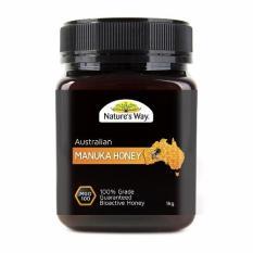 Review Nature S Way Manuka Honey 100Mgo 1000G On Singapore