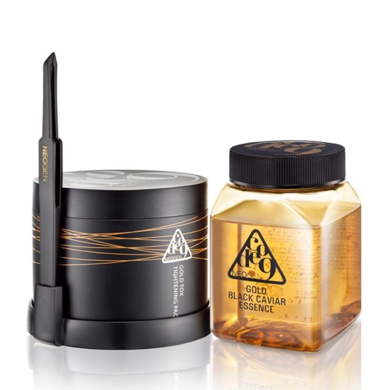 Buy Neogen Code 9 Gold Black Caviar Essence + Tox Tightening Pack Singapore