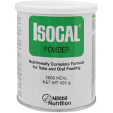 Buy Nestle Isocal Milk Powder Nutritional Meal Replacement 425G Nestle