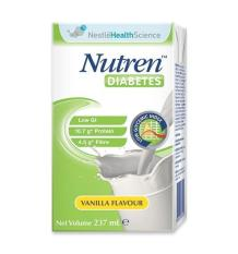 Nestle Nutren Nutritional Liquid Meal Replacement For Diabetic Carton Of 24 Vanilla Coupon