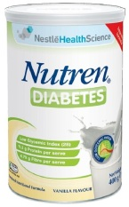 Buy Nestle Nutren Nutritional Liquid Meal Replacement Powder 400G Nestle Cheap