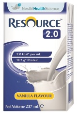 Review Nestle Resource 2 Nutritional Liquid Meal Replacement 237Ml Carton Of 24 Nestle On Singapore