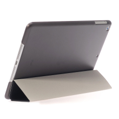 Lowest Price New Smart Magnetic Sleep Awake Leather Case With Stand Folio Cover For Apple Ipad Air2 6 Black Intl