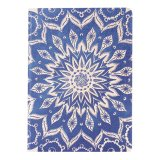 Best Deal New Sun Flower Pattern Leather Stand Flip Case Cover For Ipad 6 Air 2 Purple Export
