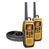 Buy New Waterproof Uniden Pmr1189 2Ck Walkie Talkie With 10Km 6Mikes Range And Available In Yellow Black Color Export Cheap On Singapore