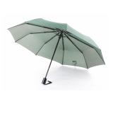 Discount Niceshop Mens Classic Stripe Slim Umbrella Automatic Auto Compact Folding 9 Ribs Fiberglass Super Windproof Anti Uv Travel Umbrellas For Rain Sun Protection Green Oem China