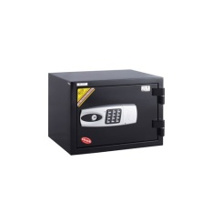 NIKA NT 310 Fire Safe Vault (Black / White)