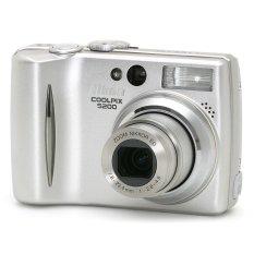 Discount Nikon Coolpix 5200 5 1Mp 3X Optical Zoom Silver Nikon