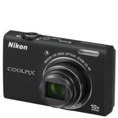 Best Reviews Of Nikon Coolpix S6200 16M P 10X Zoom Digital Camera Black Refurbished By Nikon