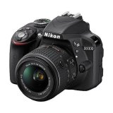 How To Get Nikon D3300 24 2 Mp Dslr Camera With 18 55Mm Lens Kit Black Export