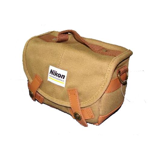 Wholesale Nikon Khaki Safari Camera Bag Khaki