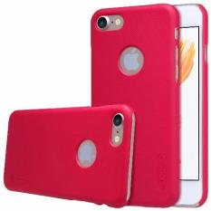 Sale Nillkin Iphone 7 Frosted Shield Matte Slim Fitted Cover Case Scarlet Red On Singapore