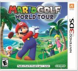 Discounted Nintendo 3Ds Mario Golf World Tour