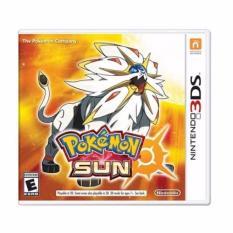 Latest Nintendo 3Ds Pokemon Sun