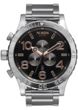 Cheapest Nixon 51 30 Chrono A0832064 Gunmetal Grey Online