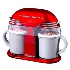 Where To Buy Nostalgia Electronics Retro 50S Style Double Ice Cream Maker