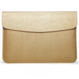 Notebook Pu Leather Flap Sleeve Case Bag Pouch Cover For Macbook Air Retina 13 3 Laptop Gold Online
