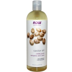 Now Foods Solutions Castor Oil 473Ml Lower Price