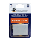 Np 45 Np 45A Rechargeable Lithium Ion Battery For Fuji Fujifilm Cameras Price