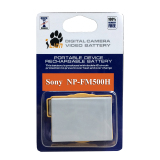 Buy Np Fm500H Rechargeable Lithium Ion Battery For Sony Cameras Oem