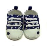 Nursery Time Baby Pre Walker Shoe Floral Sneaker Navy Blue Free Shipping