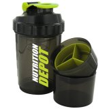Sale Nutrition Depot Shaker Bottle Singapore