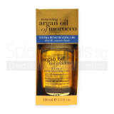 Retail Price Pack Of 2 Ogx Organix Renewing Argan Oil Of Morocco Extra Penetrating Oil 100Ml 6167