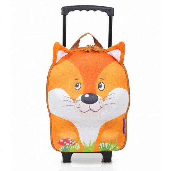 Okiedog Wildpack Trolley (S) - Fox