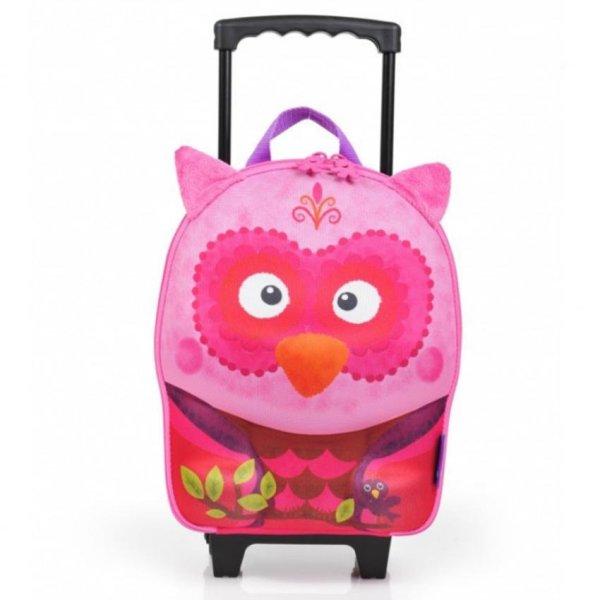 Okiedog Wildpack Trolley (S) - Owl