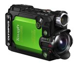 Olympus Tg Tracker Action Camera Green Singapore