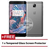 Discounted Oneplus 3 Lte 6Gb 64Gb Oxygen Os Grey Export