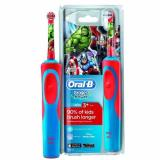 Wholesale Oral B Marvel Avengers Stages Power Vitality Electric Rechargeable Kids Toothbrush