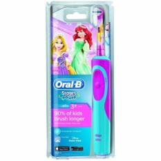 Buy Oral B Stages Power Princess Electric Rechargeable Toothbrush For Kids Online Singapore