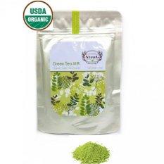 Buy Organic Green Tea Powder 100G On Singapore
