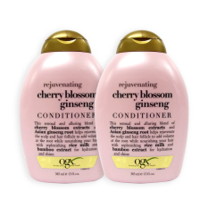 Pack Of 2 Ogx Organix Rejuvenating Cherry Blossom Ginseng Conditioner 385Ml 5825 Coupon