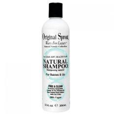 Where To Shop For Original Sprout Natural Shampoo 12Oz