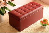 Review Ottoman Type C Double Wine Red Singapore