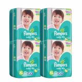 Buy Pampers Baby Dry Diapers X Large 40S X 4 160Pcs Local Stock Online