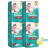 Pampers Baby Dry Pants Large 42S X 4 168Pcs Local Stock Price