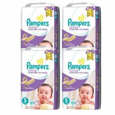 Purchase Pampers Premium Care Diapers Small 60S X 4 240Pcs Made In Japan Online