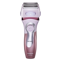 Buy Panasonic Es2216Pc Close Curves Womens Electric Shaver 4 Blade Cordless Electric Razor With B*k*n* Attachment And Pop Up Trimmer Wet Or Dry Shaver Operation Cheap Singapore