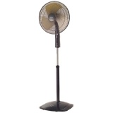Best Panasonic F 407Ys Stand Fan Blue And Gold