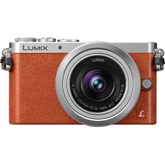 Review Panasonic Gm 1 16Mp Orange Edition Professional Mirrorless Dslr Panasonic