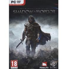 Price Comparison For Pc Game Middle Earth Shadow Of Mordor