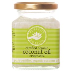 Store Perfect Potion Certified Organic Coconut Oil 150G 5 29Oz Perfect Potion On Singapore