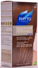 Buy Phytocolor 6 Dark Blonde Treatment Ultra Shine With Botanical Pigments Cheap On Singapore