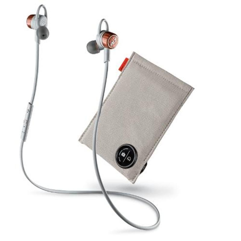 Plantronics BackBeat GO 3 Bluetooth Earbud (Copper Grey) with Charge Case Singapore