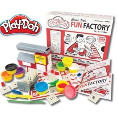 Great Deal Play Doh Classic Fun Factory Playset