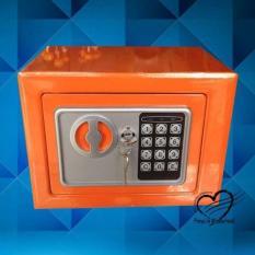 Portable Digital Security Safe Box Safety Jewellery Storage